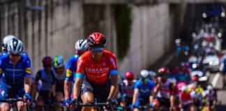 Giro 2021 ; Mikel Landa souffre d'une fracture de la clavicule et de plusieurs côtes