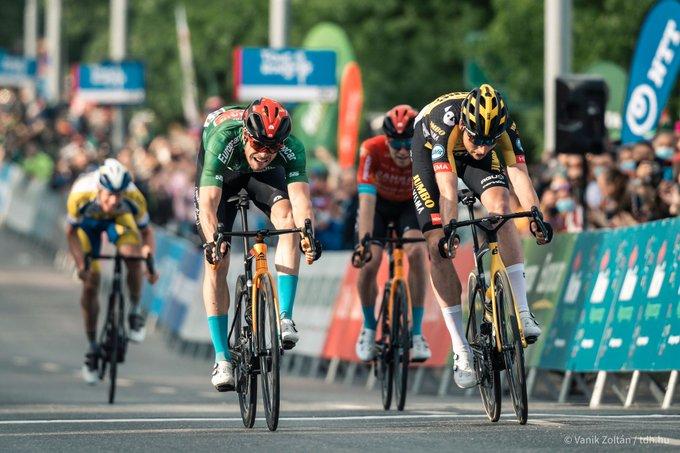 Phil Bauhaus à nouveau vainqueur au Tour de Hongrie 2021