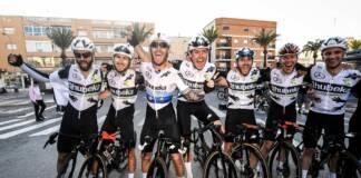 La sélection Qhubeka ASSOS pour le Giro 2021