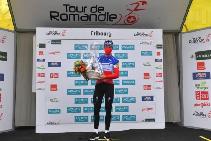 Rémi Cavagna, vainqueur du chrono du Tour de Romandie, pense déjà au Giro 2021