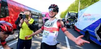 Tadej Pogacar fait le choix du Tour de Slovénie pour préparer le Tour de France 2021