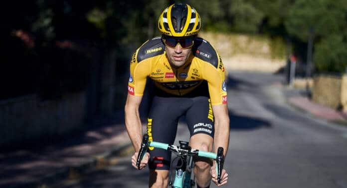 Tom Dumoulin reprend du service lors du Tour de Suisse