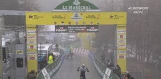 Michael Woods en tête du Tour de Romandie