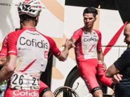 Tour de France 2021 : Cofidis avec Guillaume Martin et Christophe Laporte