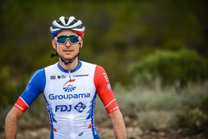 Rudy Molard 2e du Championnat de France 2021 à Epinal