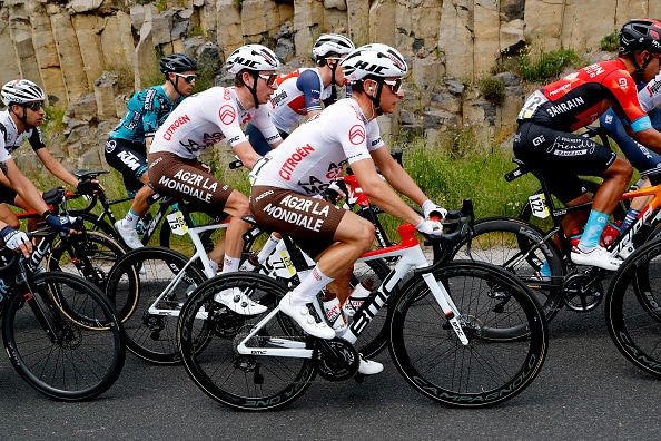 Dauphiné 2021 - Stage 2