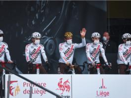 Tour de France 2021 : La composition AG2R Citroën