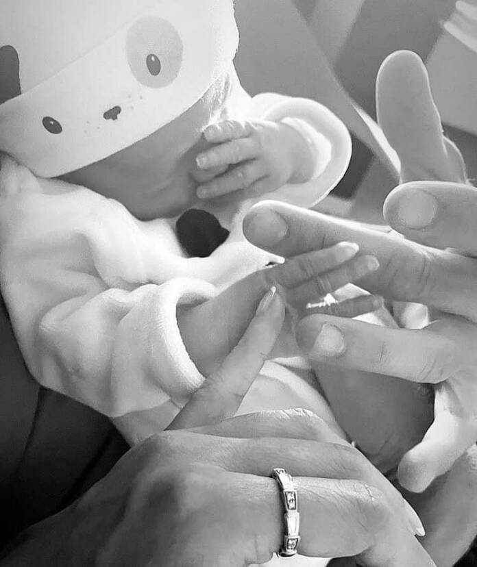 Julian Alaphilippe a son premier enfant avec Marion Rousse