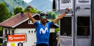 Tour de France 2021 : Alejandro Valverde encore et toujours là pour Movistar