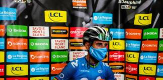 Critérium du Dauphiné 2021 : La réaction d'Alejandro Valverde après la 6e étape