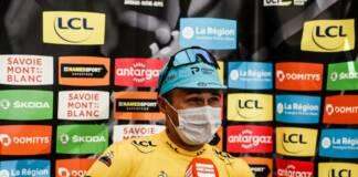 Critérium du Dauphiné 2021 : La réaction d'Alexey Lutsenko après la 6e étape
