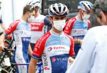Alexis Vuillermoz, qui souffre d'une fracture du bassin, est indisponible 10 semaines et ratera le Tour de France 2021
