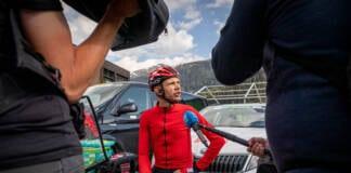 Tour de Suisse 2021 : La réaction de Andreas Kron après la 6e étape
