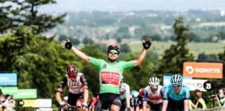 Sonny Colbrelli s'impose sur le Critérium du Dauphiné 2021