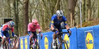 Mercato vélo : Bert Van Lerberghe prolonge chez Deceuninck - Quick Step jusqu'en
