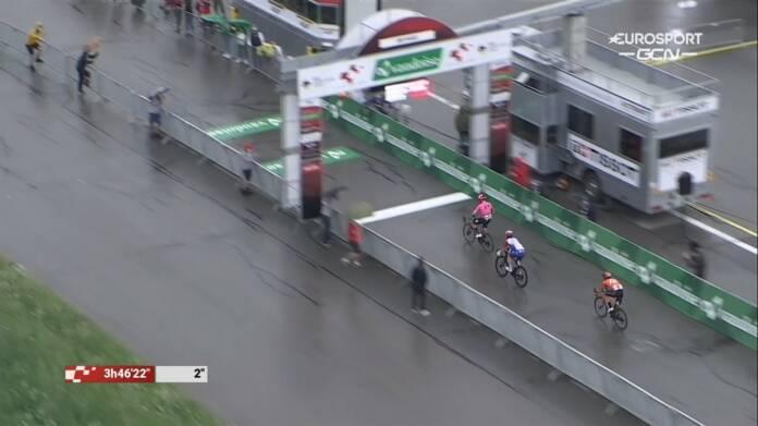 Stefan Bisseger remporte la 4e étape du Tour de Suisse 2021