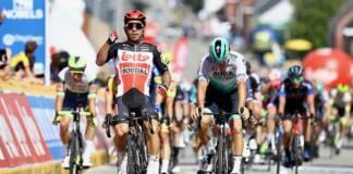 Caleb Ewan remporte la 3e étape du Tour de Belgique 2021