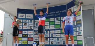 Championnats de France 2021 : La liste des cyclistes engagées sur l'épreuve route