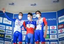 Championnat de France 2021 : Le classement complet du contre-la-montre hommes à Epinal