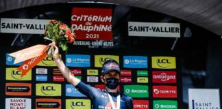 Critérium du Dauphiné 2021 : Classement de la 5e étape