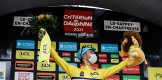 Critérium du Dauphiné 2021 : Le classement général après la 6e étape