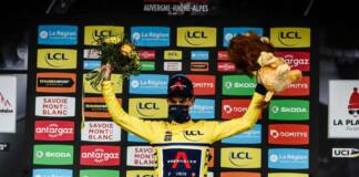 Critérium du Dauphiné 2021 : Le classement général complet après la 7e étape