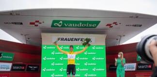 Tour de Suisse 2021 : Le classement général après la 2e étape