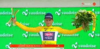 Tour de Suisse 2021 : Le classement général complet après la 3e étape