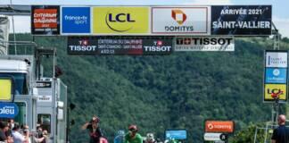 Geraint Thomas vainqueur d'étape au Critérium du Dauphiné