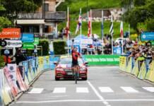 Le Critérium du Dauphiné 2021 s'achève avec un 2e succès de suite de Mark Padun