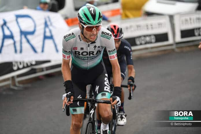 Emanuel Buchmann va prendre le départ du Tour de France 2021