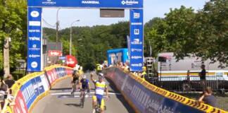 Robbe Ghys gagne la 1e étape, Remco Evenepoel fait le show sur le Tour de Belgique 2021