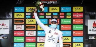 David Gaudu peut encore améliorer son classement au Critérium du Dauphiné 2021