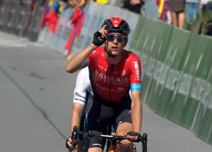 La dernière étape du Tour de Suisse 2021 revient à Gino Mäder