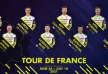 Tour de France 2021 : Les 8 coureurs d'Intermarché - Wanty Gobert