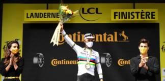 Le Tour de France 2021 démarre idéalement pour Julian Alaphilippe