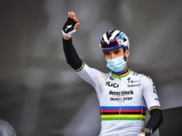 Tour de France 2021 : Julian Alaphilippe veut remporter une étape avec le maillot de champion du monde