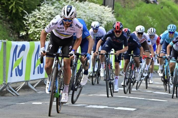 Le Tour de Suisse 2021 va s'élancer avec Julian Alaphilippe