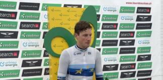 Stefan Küng premier leader du Tour de Suisse 2021