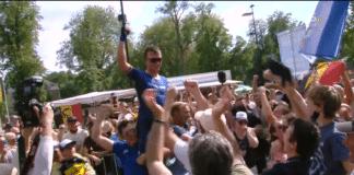 Yves Lampaert champion de Belgique du clm