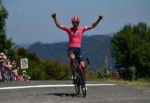 Magnus Cort Nielsen finit fort la Route d'Occitanie 2021