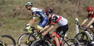 Marc Hirshi au départ du Tour de Suisse 2021