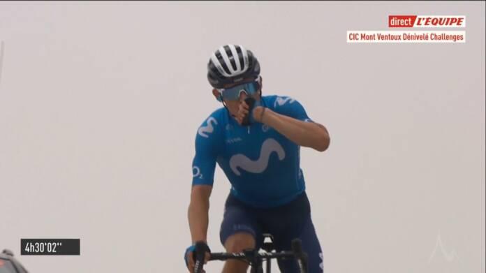 Miguel Angel Lopez remportele Mont Ventoux Dénivelé Challenges 2021