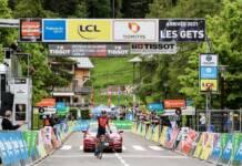 Mark Padun finit en trombe le Critérium du Dauphiné 2021