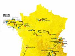 Le parcours complet du Tour de France 2021 et les profils des 21 étapes