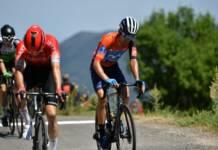 Antonio Pedrero tient le choc pour gagner la Route d'Occitanie 2021
