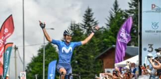 Antonio Pedrero gagne l'étape reine de la Route d'Occitanie 2021