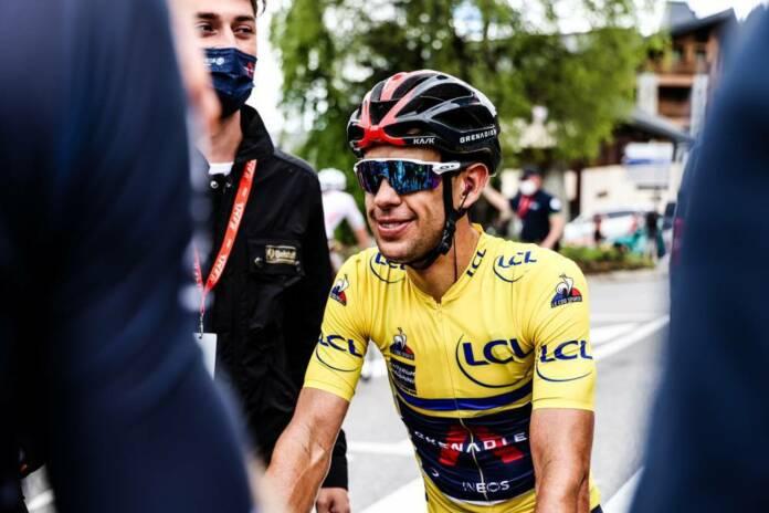 Richie Porte vainqueur du Critérium du Dauphiné 2021