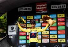Richie Porte est au palmarès du Critérium du Dauphiné 2021