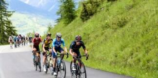 Richie Porte prend le maillot jaune du Critérium du Dauphiné 2021